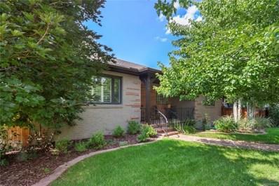 915 S Clayton Way, Denver, CO 80209 - #: 4439346