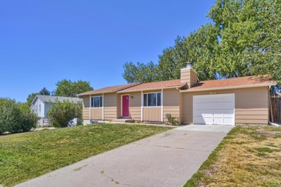 7460 Sneffels Street, Colorado Springs, CO 80911 - #: 4444536