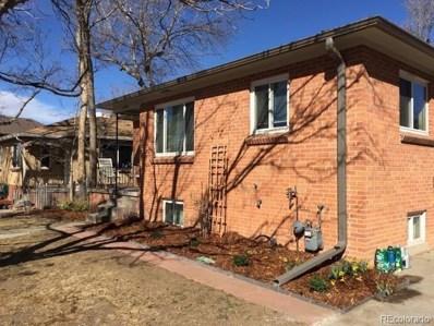 2640 S York Street, Denver, CO 80210 - #: 4476274
