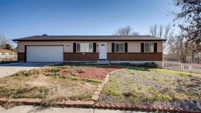 3155 El Canto Drive, Colorado Springs, CO 80918 - #: 4496497