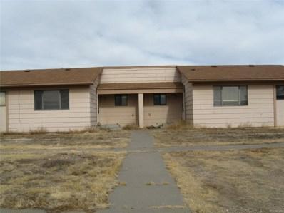 702 W 1st Avenue, Kit Carson, CO 80825 - #: 4511103