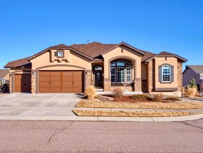 7119 Spring Linden Court, Colorado Springs, CO 80927 - #: 4699488