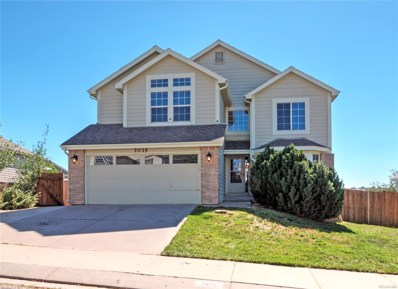 7035 Barrimore Drive, Colorado Springs, CO 80923 - #: 4730298
