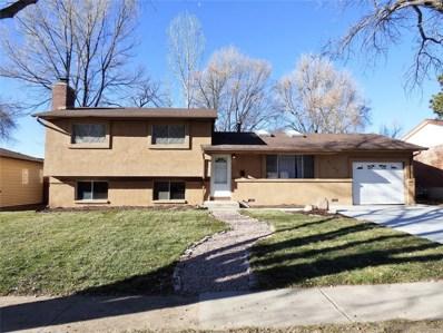 2106 Wold Avenue, Colorado Springs, CO 80909 - #: 4794007