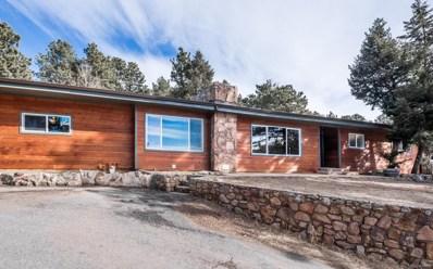 9878 Fallen Rock Road, Conifer, CO 80433 - #: 4867933