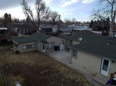 249 S Canosa Court, Denver, CO 80219 - #: 4877515