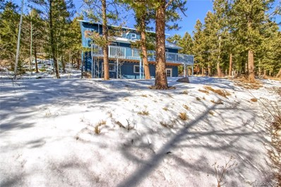 12085 Bear Park Road, Conifer, CO 80433 - #: 4891693