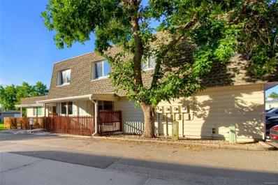 1155 S Oneida Street UNIT D, Denver, CO 80224 - #: 4933678