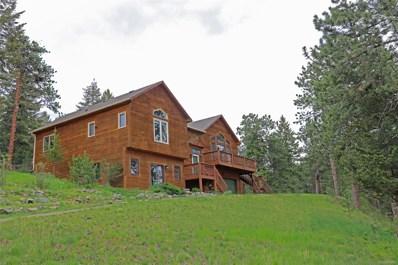 9758 Fallen Rock Road, Conifer, CO 80433 - #: 4971192