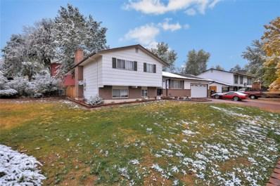 2970 El Capitan Drive, Colorado Springs, CO 80918 - #: 5133838