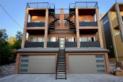 405 N Chestnut Street, Colorado Springs, CO 80905 - #: 5191340