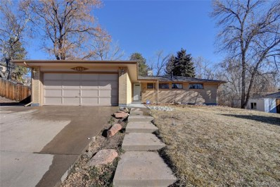 6592 S Steele Street, Centennial, CO 80121 - #: 5214473