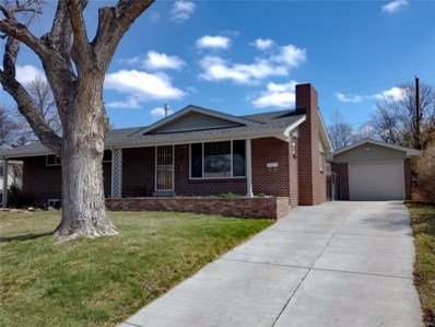 2576 S Dennison Court, Denver, CO 80222 - #: 5315774