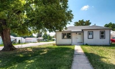 195 S Canosa Court, Denver, CO 80219 - #: 5353546