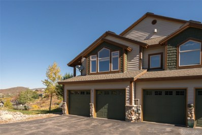 544 Parkview Drive, Steamboat Springs, CO 80487 - #: 5526585