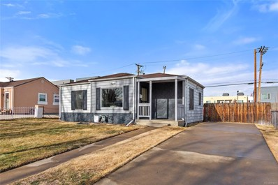 1921 W Chaffee Place, Denver, CO 80211 - #: 5639054