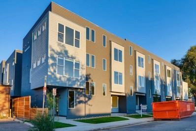 1460 Wolff Street UNIT 106, Denver, CO 80204 - #: 5657383