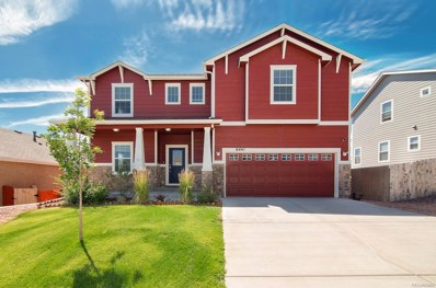 6441 Vickie Lane, Colorado Springs, CO 80923 - #: 5752138