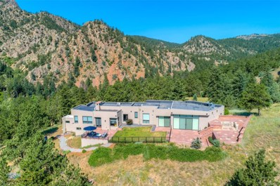 450 Kneale Road, Eldorado Springs, CO 80025 - #: 5752345