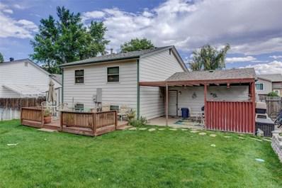 8567 W Toller Avenue, Littleton, CO 80128 - #: 5787339
