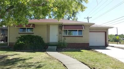 1490 S Tejon Street, Denver, CO 80223 - #: 5795010