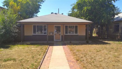 1555 Trenton Street, Denver, CO 80220 - #: 5808919