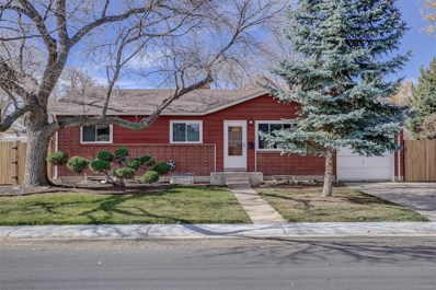 6117 Independence Street, Arvada, CO 80004 - #: 5873042