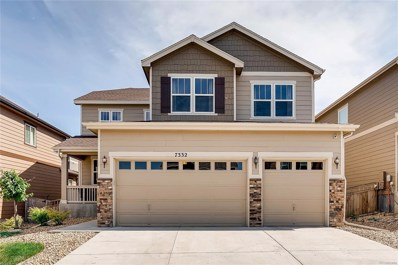 7332 Bandit Drive, Castle Rock, CO 80108 - #: 5993977