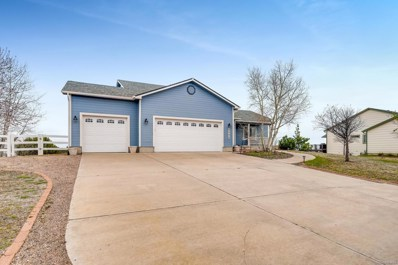 8345 Fort Smith Road, Peyton, CO 80831 - #: 6020889
