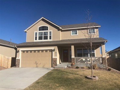 6535 Edmondstown Drive, Colorado Springs, CO 80923 - #: 6238659