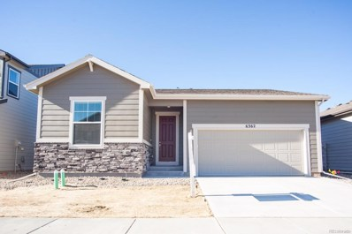 6362 Anders Ridge Lane, Colorado Springs, CO 80927 - #: 6267998