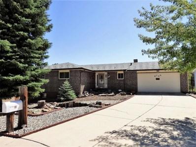 4745 Michael Place, Colorado Springs, CO 80918 - #: 6341858