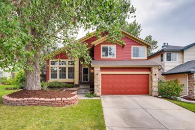 7121 Townsend Drive, Highlands Ranch, CO 80130 - #: 6352023