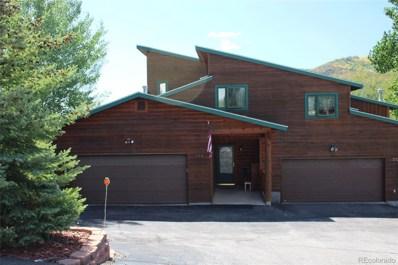 574 Tamarack Drive, Steamboat Springs, CO 80487 - #: 6457700