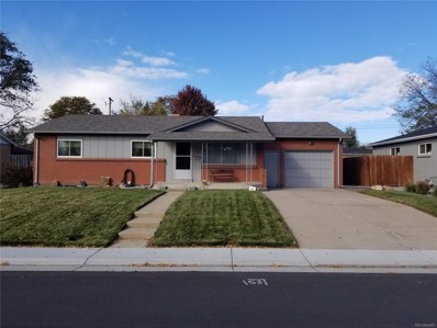 6067 Independence Street, Arvada, CO 80004 - #: 6458831