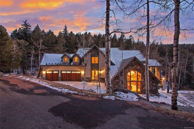 25448 Stanley Park Road, Evergreen, CO 80439 - #: 6542426