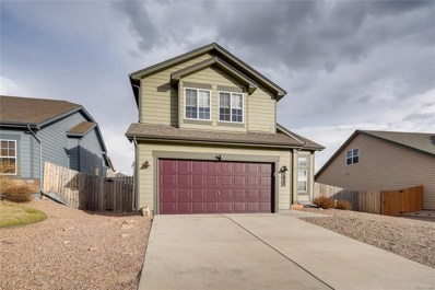 7825 Morning Dew Road, Colorado Springs, CO 80908 - #: 6574199