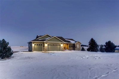34490 S Falcon Circle, Kiowa, CO 80117 - #: 6658002