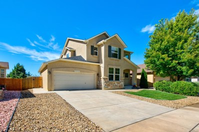 6965 Amber Ridge Drive, Colorado Springs, CO 80922 - #: 6680684