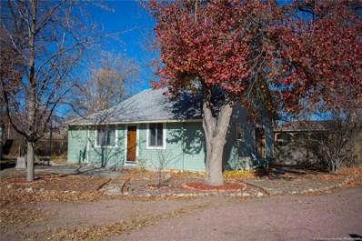1540 Colorado Avenue, Canon City, CO 81212 - #: 6818434