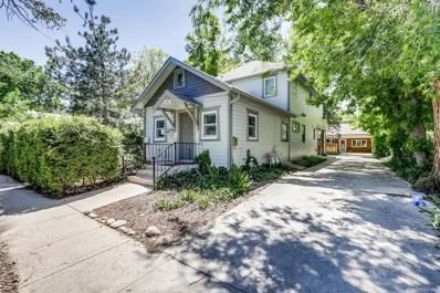 1857 23rd Street, Boulder, CO 80302 - #: 6867572