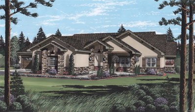 5585 Country Club Drive, Larkspur, CO 80118 - #: 6954877