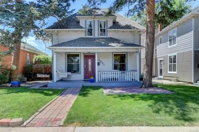 3841 Zenobia Street, Denver, CO 80212 - #: 6978130
