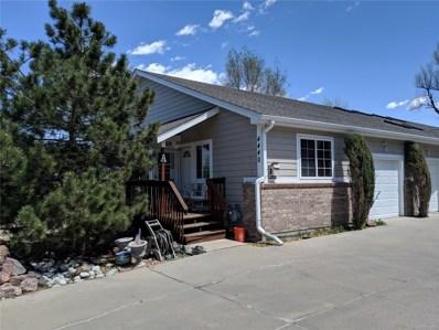 4440 Jay Street, Wheat Ridge, CO 80033 - #: 7307320