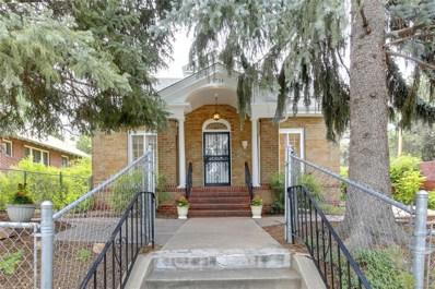 1734 Bellaire Street, Denver, CO 80220 - #: 7311961