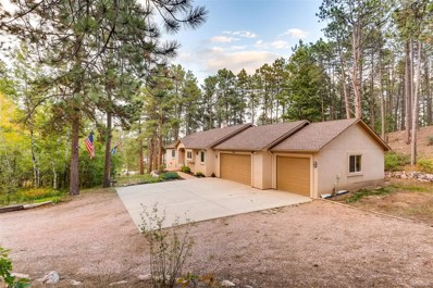 1155 Lone Scout Lookout, Monument, CO 80132 - #: 7553251