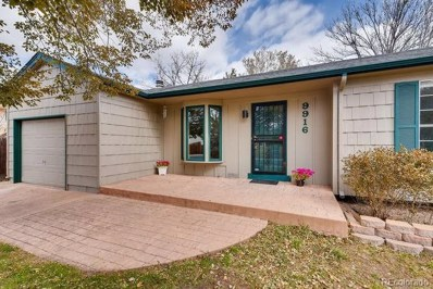 9916 Eliot Street, Federal Heights, CO 80260 - #: 7580271
