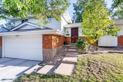 8296 E Girard Avenue, Denver, CO 80231 - #: 7618647