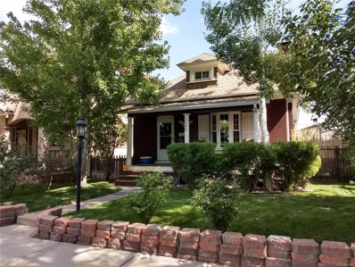 1640 S Emerson Street, Denver, CO 80210 - #: 7636515