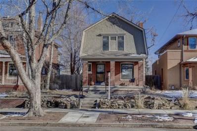 1048 Milwaukee Street, Denver, CO 80206 - #: 7701189